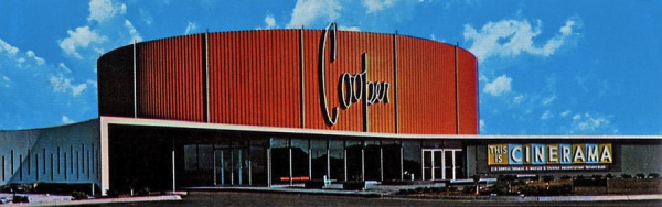 The Fall of Cinerama and the Redemption of 70mm In the Twin Cities